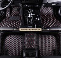 Автомобильные коврики 3D с бортиками для BMW X3