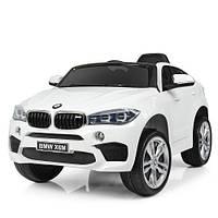 Детский электромобиль JJ2199EBLR-1, двухмоторный BMW ***