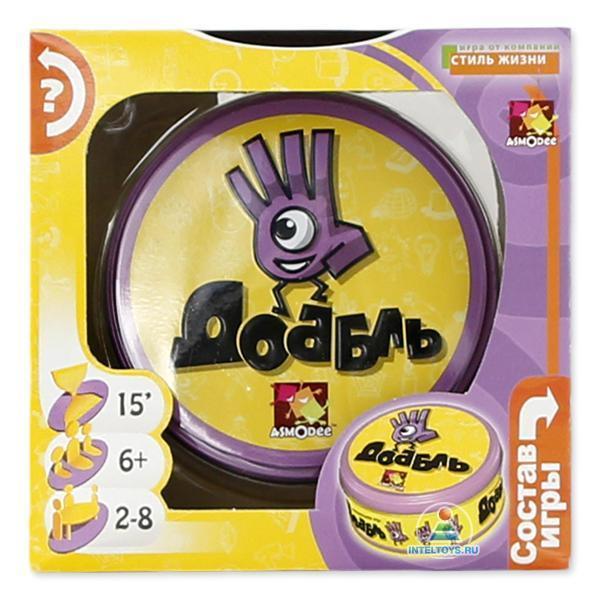 Доббль (Dobble) настольная игра