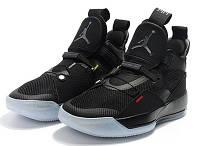 Баскетбольные кроссовки Nike Air Jordan 33 black