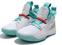 Баскетбольные кроссовки Nike Air Jordan 33 white