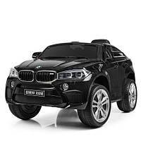 Детский электромобиль JJ2199 EBLR-2, двухмоторный BMW ***