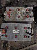 Аккумуляторы б/у и комплектующие