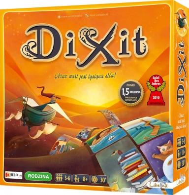 Диксит (Dixit) настольная игра