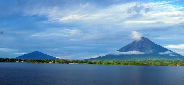 выращивание натурального кофе арабика Никарагуа