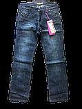 Джинсы женские большого размера ОМАТ 9559, фото 9