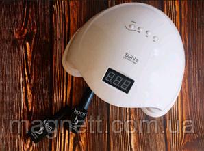 UV-LED Лампа SUN 5 48W професійна лампа для сушіння нігтів