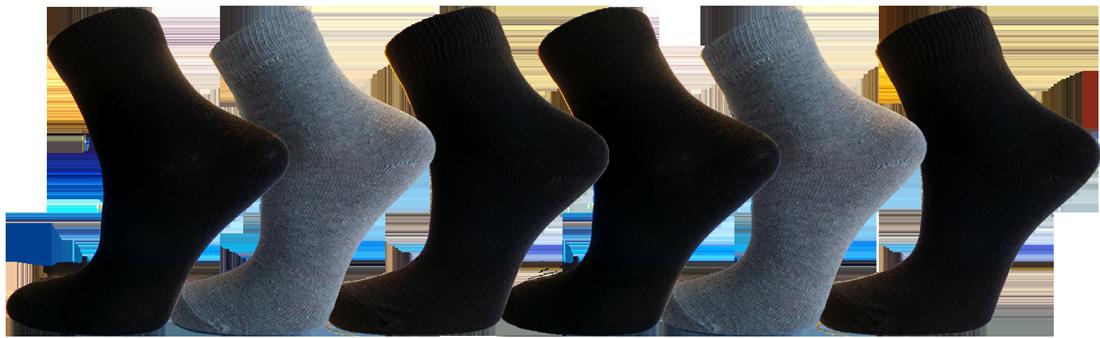 """Дитячі шкарпетки однотон мікс""""lomani"""""""