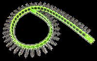 Шуруп гипсокартонный двухзаходный (в ленте) 3,5х35 (1000шт/уп)