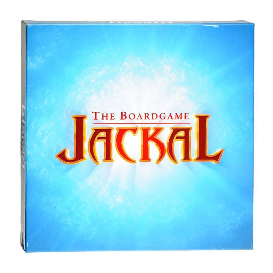Шакал (Jackal) настольная игра