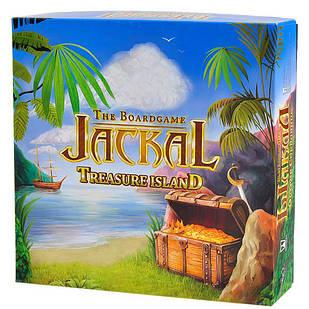 Шакал Остров Сокровищ настольная игра