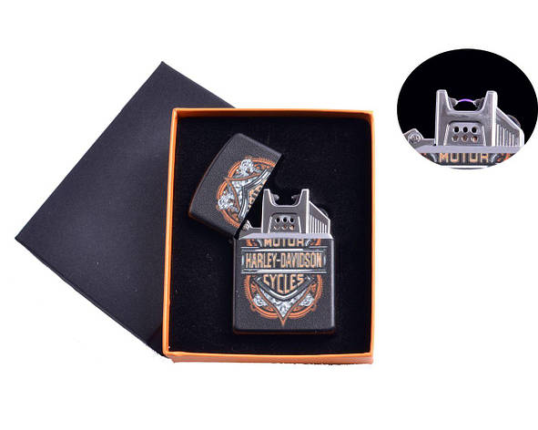 "USB зажигалка ""Harley-Davidson"" (Электроимпульсная) №4776-4, фото 2"