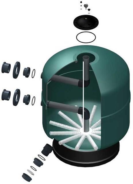 Фильтровальные станции для бассейнов