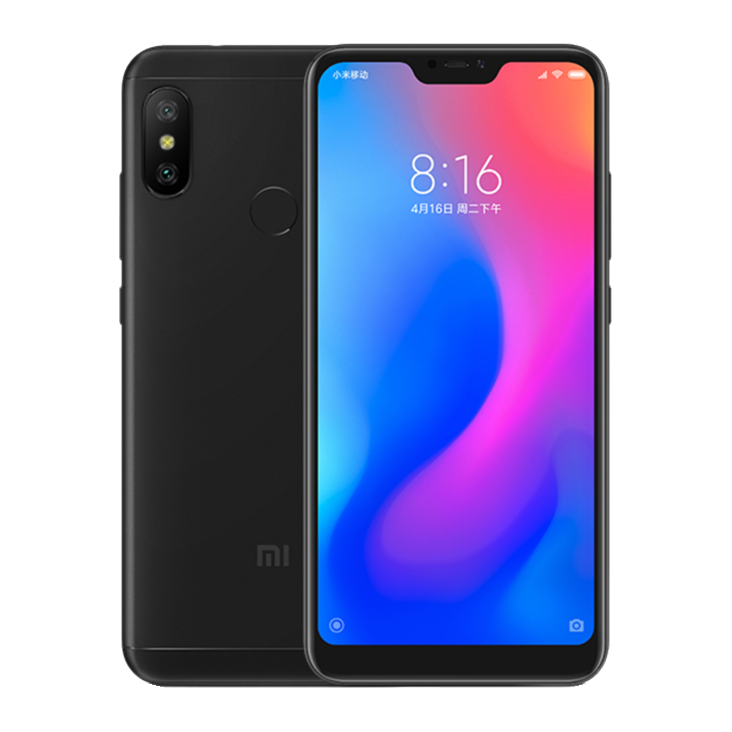 Смартфон Xiaomi Redmi 6 Pro 3/32 GB (Black)
