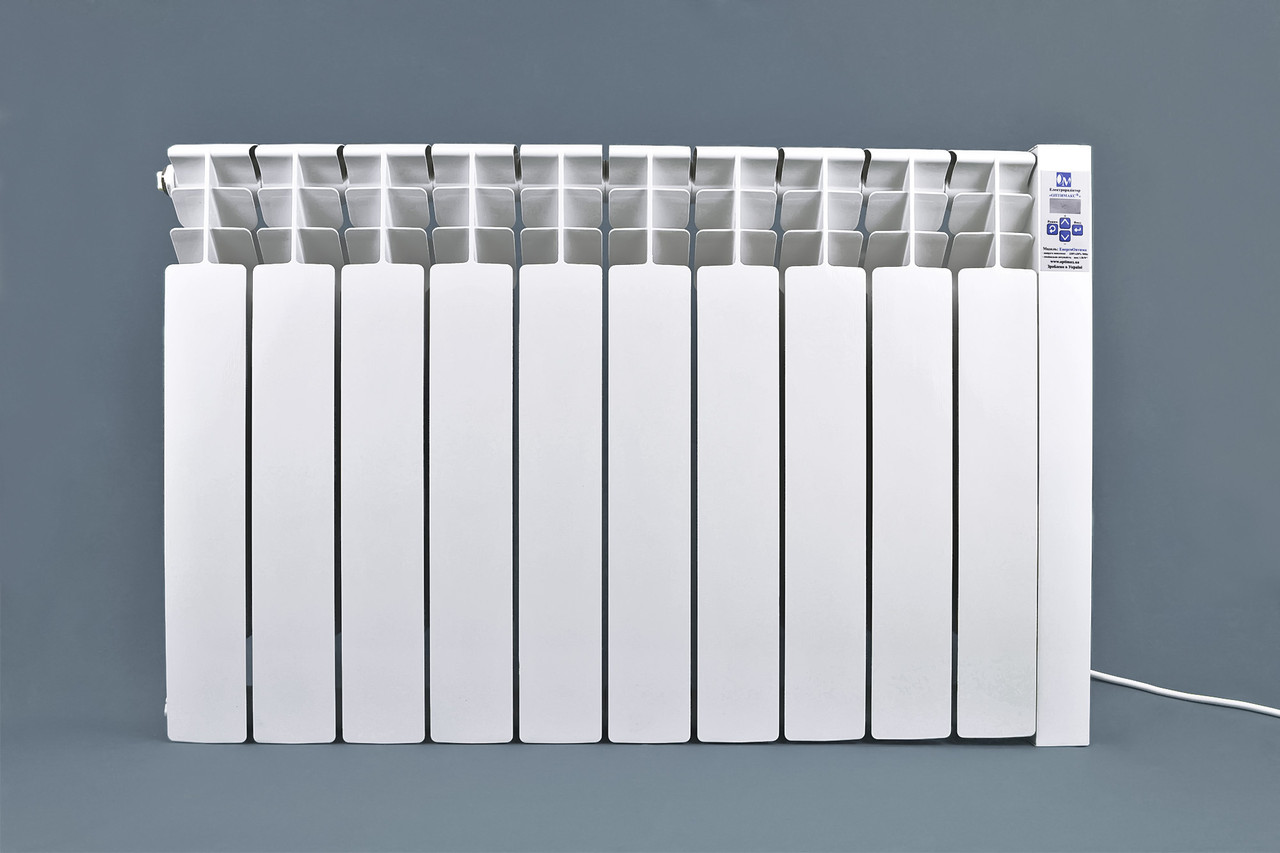 Электрорадиатор ОптиМакс Standard на 10 секции 1200Вт