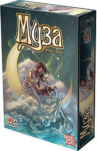 Муза (Muse) настольная игра