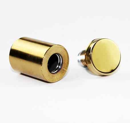 Дистанційний тримач Gold 19*40 мм., фото 2