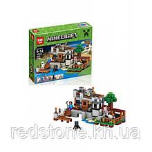 Конструктор Lepin 18013 Береговая цитадель (Lego Майнкрафт) 517 дет