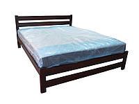 Деревянная кровать Leipzig