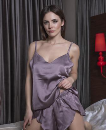 Шелковая пижама | Шовкова піжама