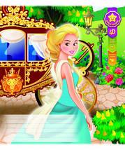 """Тетрадь 18 листов в  клетку """"Бриск Gold""""-""""Принцессы"""" 4D (упаковка.25 штук-5 видов), фото 3"""