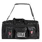 Сумка TITLE Boxing Deluxe Черная, фото 4