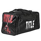 Сумка TITLE Boxing Deluxe Черная, фото 3