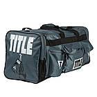 Сумка TITLE Boxing Deluxe Серая, фото 2