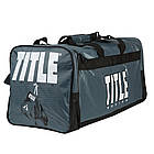 Сумка TITLE Boxing Deluxe Серая, фото 4