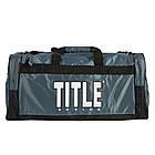 Сумка TITLE Boxing Deluxe Серая, фото 5