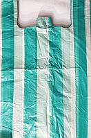 Пакет полиэтиленовый Майка Полоса 41 х70 см / уп-50шт