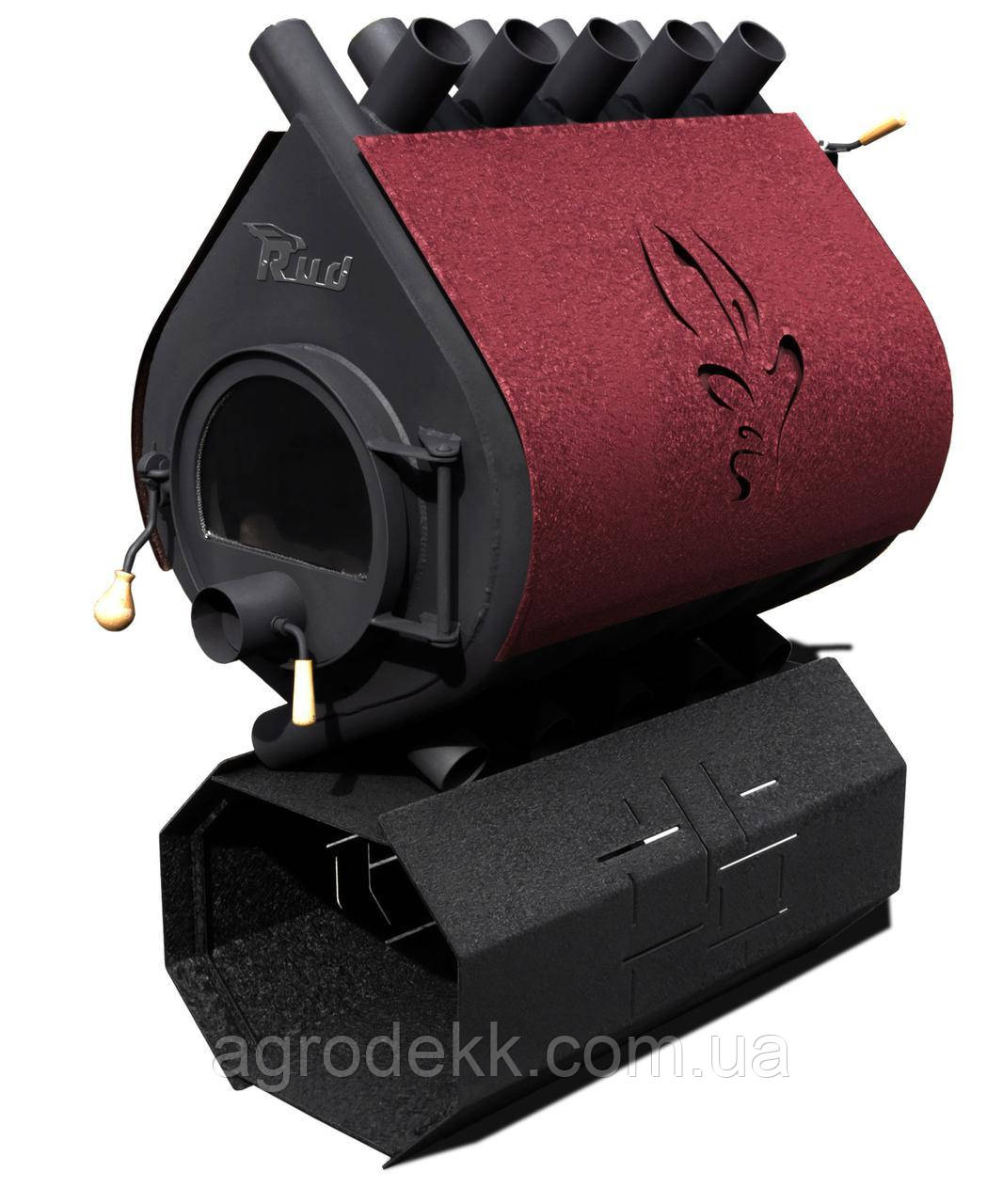 Отопительная конвекционная печь Rud Pyrotron Кантри 03 (отапливаемая площадь 240 кв.м. х 2,5 м)