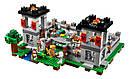 """Конструктор LEPIN 18005 (Lego Minecraft 21127)""""Крепость"""" 795 дет., фото 3"""