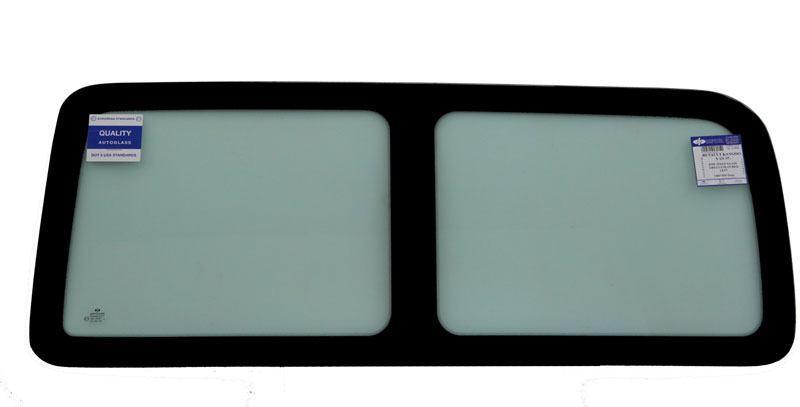 Боковое стекло левая сторона Renault Kangoo (1997-2007), фото 1