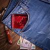 Зажим для денег HiArt Crystal Red 7 wonders of the world, фото 6