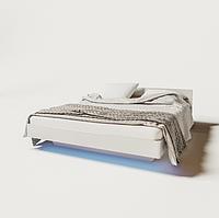 Двоспальне ліжко 160 з МДФ/ДСП Бянко Світ Меблів