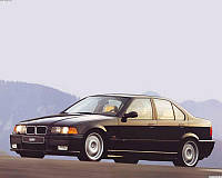 Лобовое стекло BMW 3 (E36) (1991-1998), фото 1