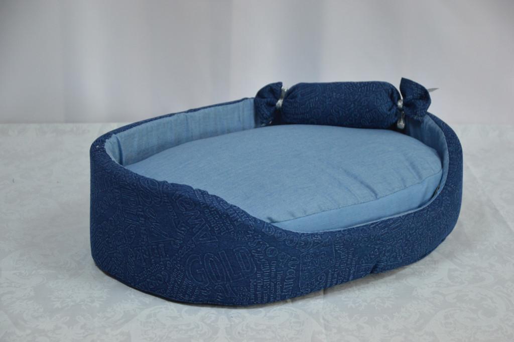 Лежак для собак и котов Джинс №0