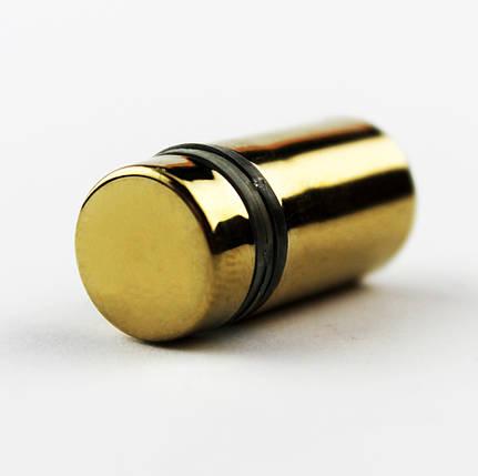 Дистанційний тримач Gold 12*30 мм., фото 2