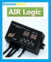 Автоматика управления твердотопливным котлом MPT AIR LOGIC + (пластиковый корпус)