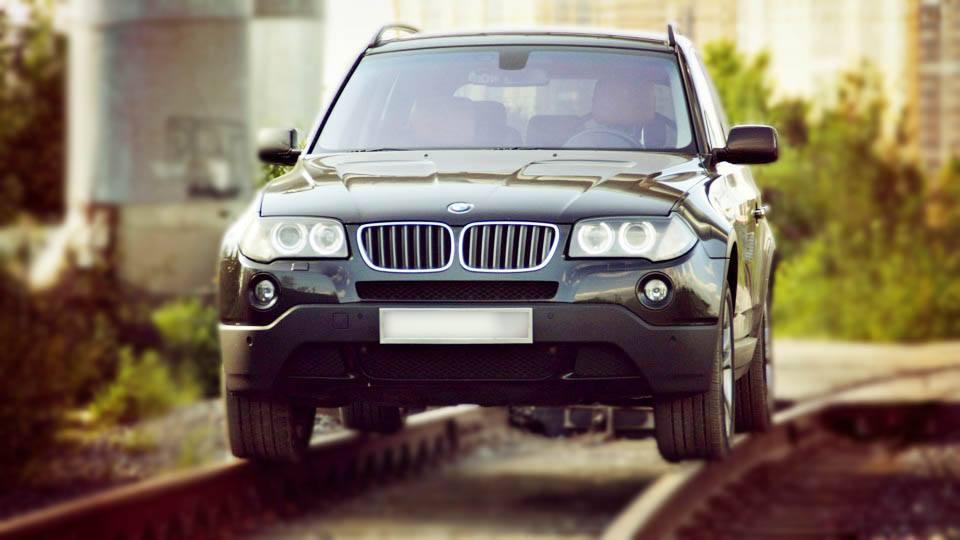 Лобовое стекло BMW X3 (E83) (2003-2010), фото 1