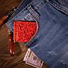 Зажим для денег HiArt Shabby Red Berry Lets Go Travel, фото 5