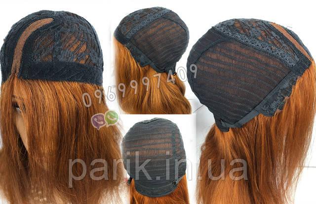 парик рыжий длинный внутри 2