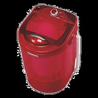 Пральна машина Вілгранд V135-2550, червона