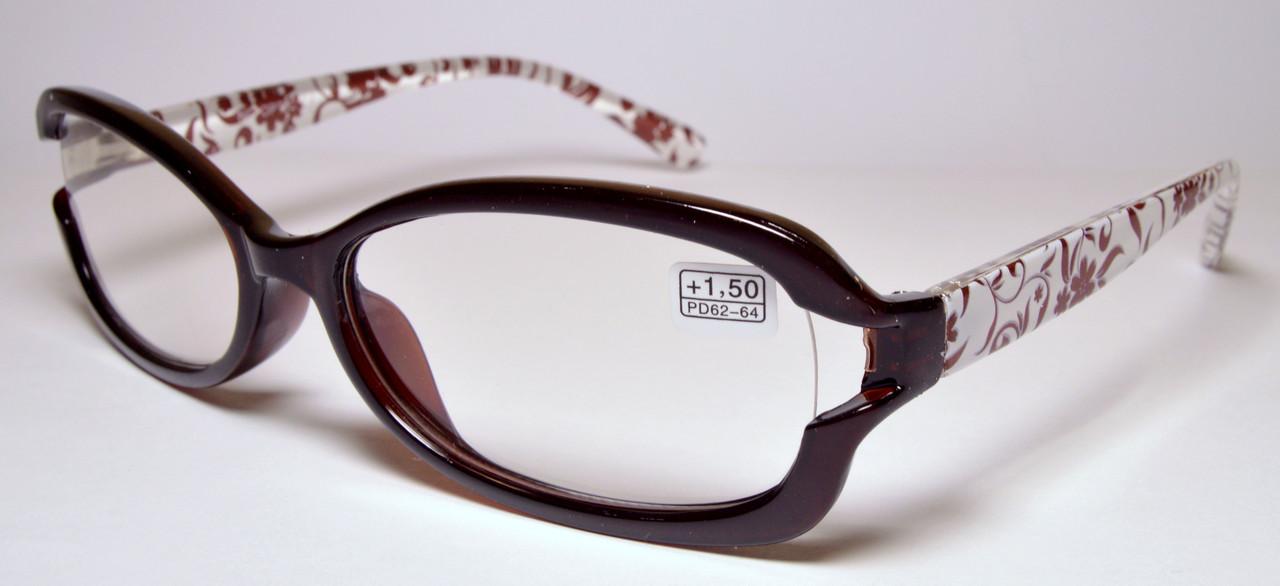 Женские диоптрийные очки (1026)