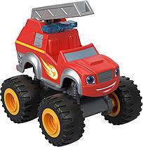 Вспыш и чудо-машинки Fisher-Price Fire Rescue Blaze Monster Truck Diecast Vehilce