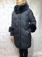 Пуховик женский зимний Hailuozi 083