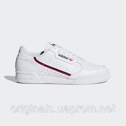 Мужские кроссовки Adidas Continental 80 G27706  , фото 2