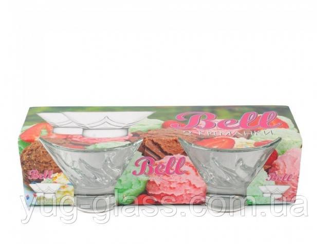 Креманки скло в наборі