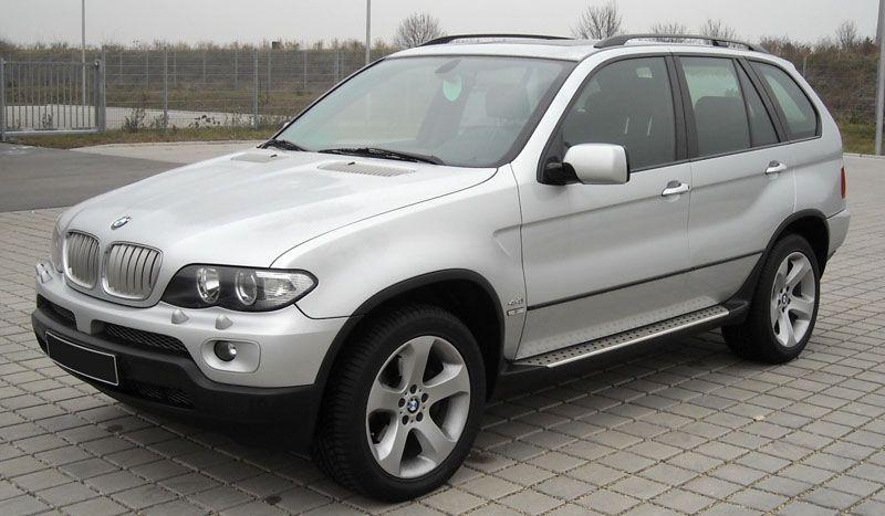 Лобовое стекло BMW X5 (E53) (2000-2006), фото 1